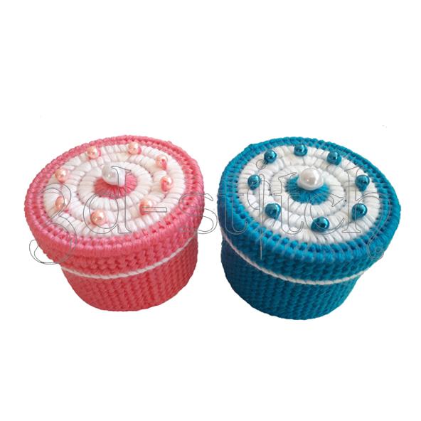 """Набор для вышивания на пластиковой канве Набор шкатулок """"Балтийская жемчужина"""", арт. Н015-2"""