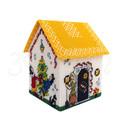 """Набор для вышивания на пластиковой канве  Сказочный домик """"Золушка"""", арт. Д015-3"""