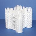 """Набор для вышивания на пластиковой канве НГ015-3 """"Ледовый замок"""""""
