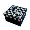 """Набор для вышивания на пластиковой канве Коробка """"Шахматы"""", арт. КР018"""
