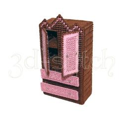 """Набор для вышивания на пластиковой канве Н009-8 Буфет """"Амелия"""""""
