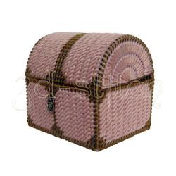 """Набор для вышивания на пластиковой канве СД002-1 Сундучок для мелочей """"Кокетка"""""""