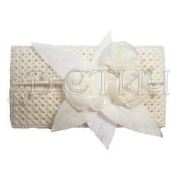 """Набор для вышивания на пластиковой канве  КВ002 """"Поздравительный конверт"""""""