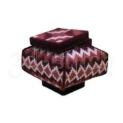 """Набор для вышивания на пластиковой канве Коробка """"Розовая фантазия"""", арт. КР004"""
