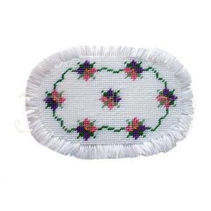 """Набор для вышивания на пластиковой канве Н009-3 Коврик """"Амелия"""""""
