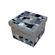"""Набор для вышивания на пластиковой канве Коробка """"Пиксель арт"""", арт.КР029"""