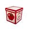 """Набор для вышивания на пластиковой канве Коробка """"Фруктовый декор. Яблоко"""", арт. КР032"""