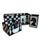 """Набор для вышивания на пластиковой канве Набор для письменных принадлежностей """"Шахматы"""", арт. Н012"""